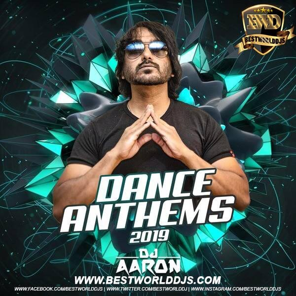 LAMBORGINI TROPICAL MIX DJ AARON