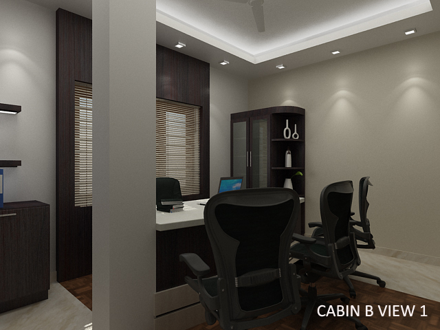 Office cabin interior design ideas by residenza designs for Office cabin interior