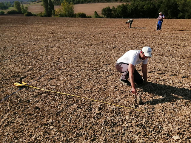 Existence of a prehistoric settlement in Spanish province of Alava confirmed