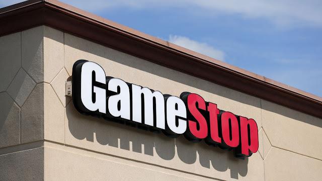 GameStop May Be a Spirited