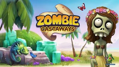 Download Zombie Castaways MOD APK Unlimited Money 4.13