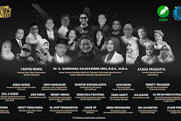 PENDAFTARAN INDONESIA LITERACY FEST TELAH DIBUKA!