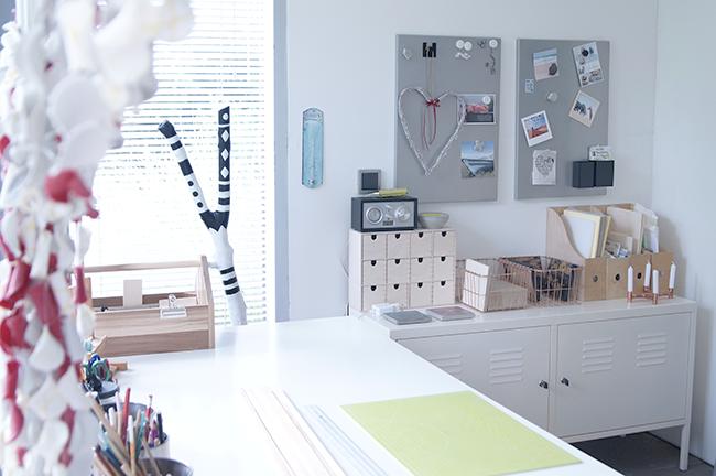 Ynas Design   Neues Atelier   Workshop