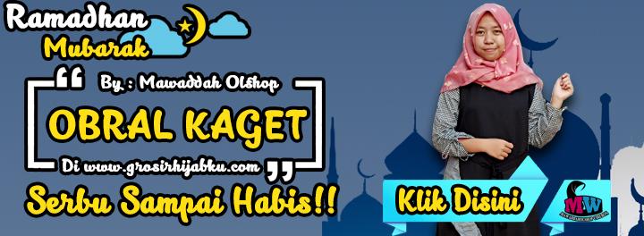 Dapatkan Potongan Harga Khusus Hijab disini
