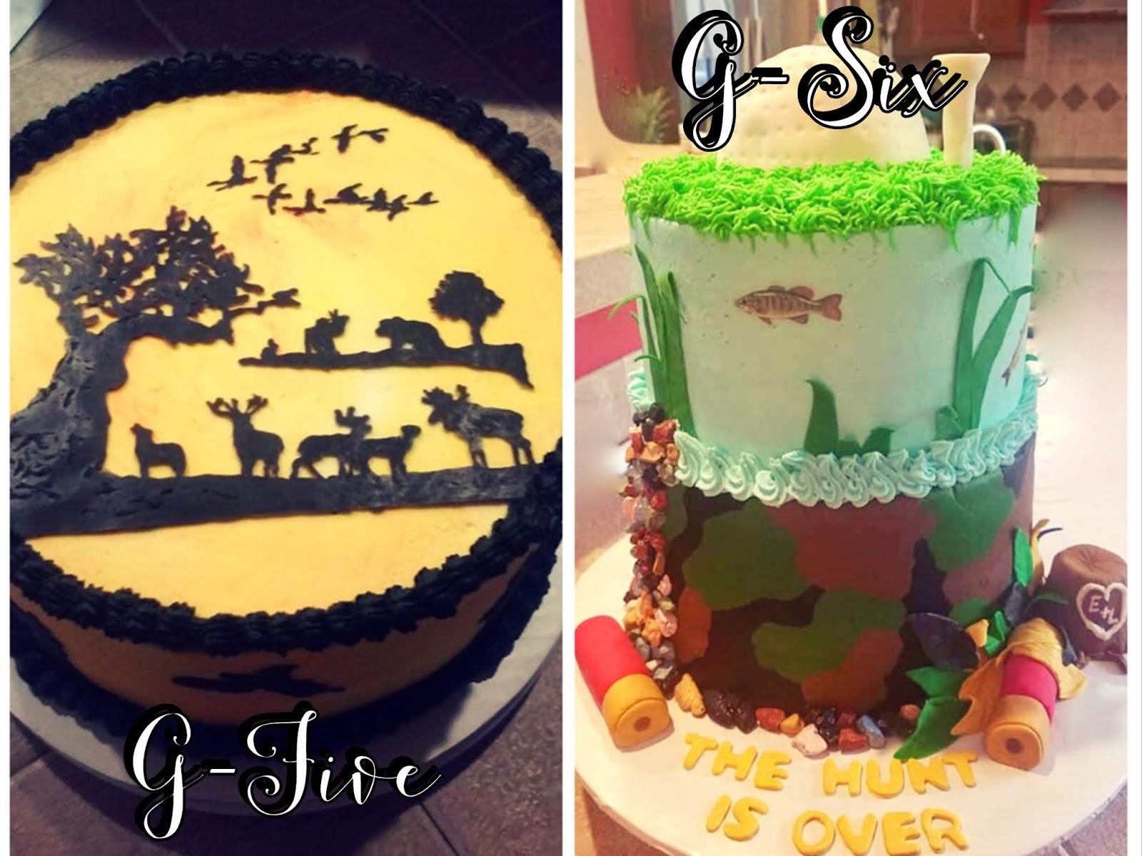 The Louisiana Castle: Cakes