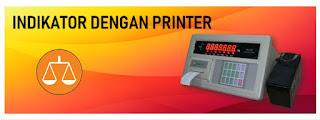 Indikator Dengan Printer