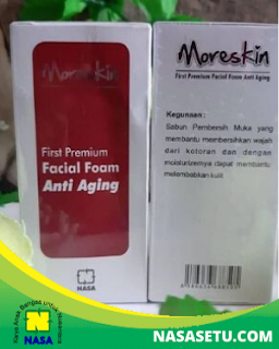 First Premium Facial Foam Anti Aging