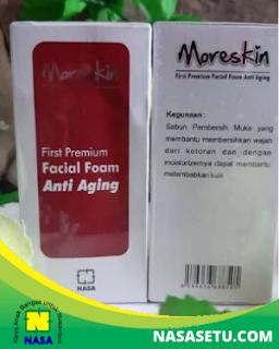 First Premium Facial Foam Anti Aging