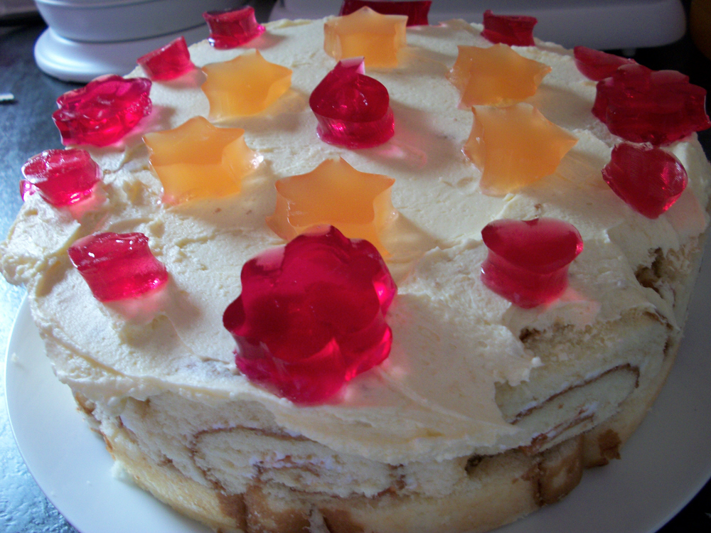 Jelly Cake Recipe Uk: A Kiss Of Cookies