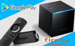 Google Play Store Sur Fire TV Stick et Cube