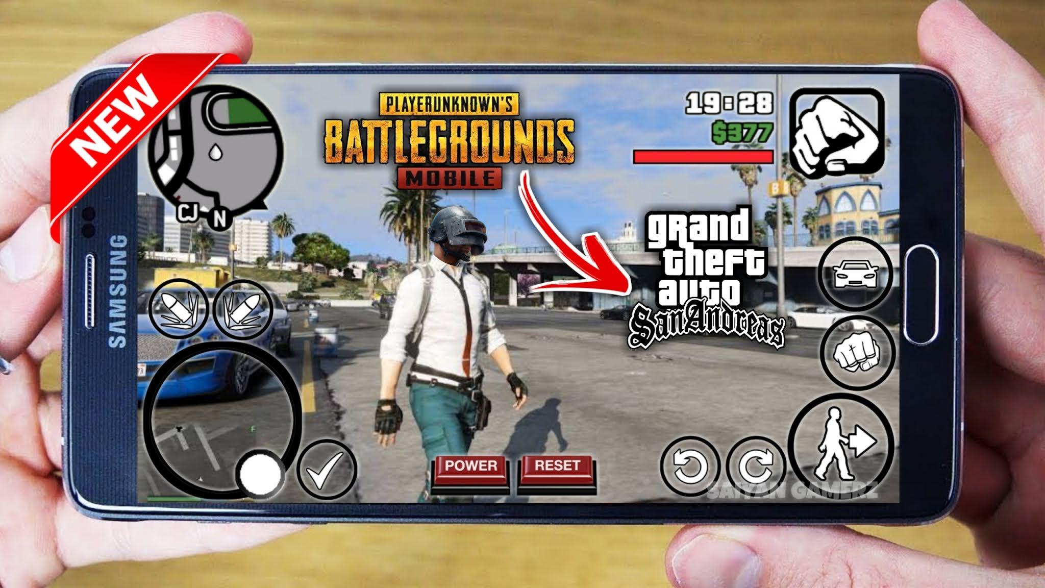 720 Mod Mobil Kebal Gta Sa Android HD