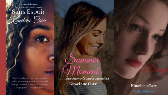 Kimelene Carr Author