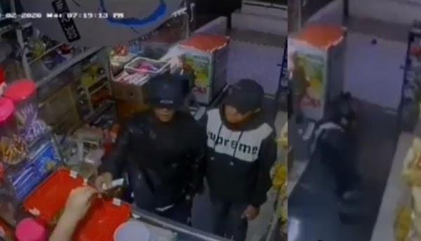 Encargado de una tienda abate a ratero en Ecatepec; la madre del delincuente pide justicia