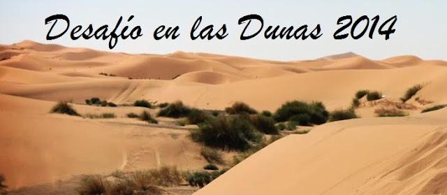 Desafío en las dunas, 2014