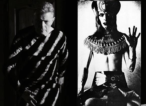 músicos misteriosos, músicos ocultistas, músicos polêmicos, artistas polêmicos, ocultismo na música, satanismo na música, morte de músicos sem explicação, david bowie, camaleão do rock