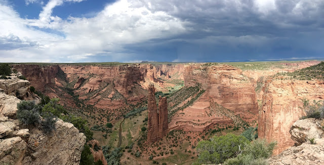 ~ In Pursuit of Wildness:  Canyon de Chelly National Monument ~