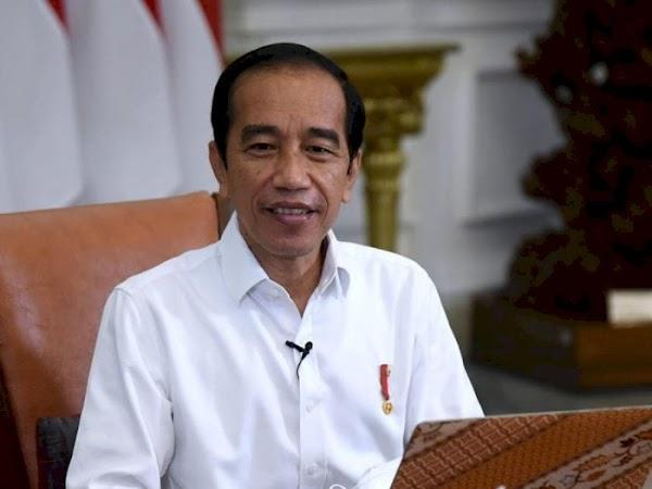 Ucapkan Hari Raya Nyepi, Jokowi: Luruhlah Amarah, Dendam dan Dengki