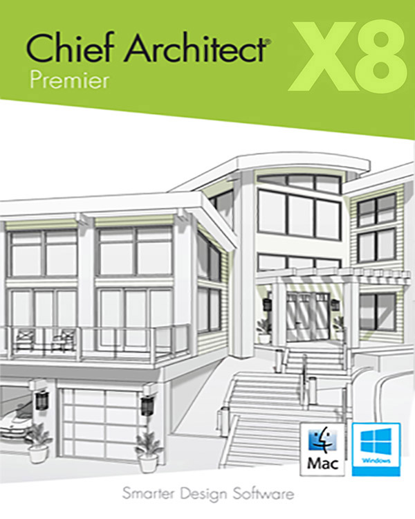 Chief Architect Home Designer Premier X8 Softwarehub64