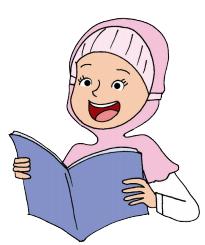 """membaca teks dongeng """"Asal-Usul Kota Surabaya"""" www.simplenews.me"""