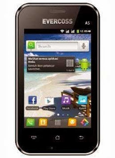 Hp Android Evercoss A5