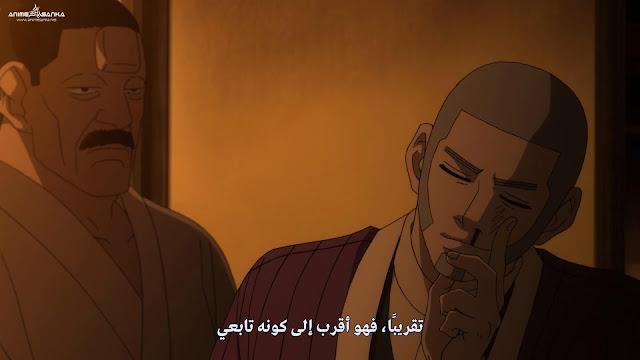 Golden Kamuy Season 1 بلوراي مترجم أون لاين تحميل و مشاهدة مباشرة 1080P