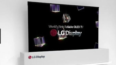 LG's rollable TV will reportedly be an actual product in 2019