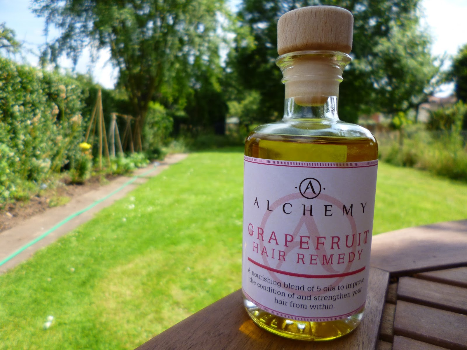 Alchemy Hair Oils