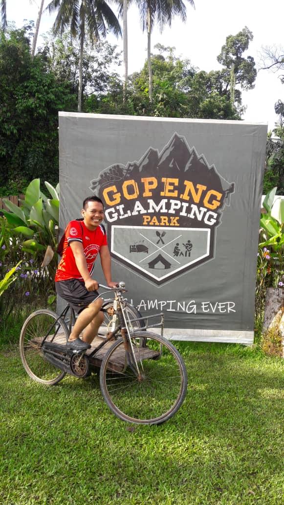 Gopeng Saji Tempat Eco Pelancongan  Yang Sangat Ohsem