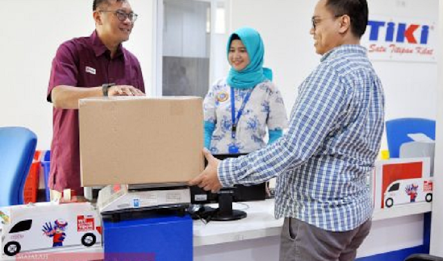 Lowongan Kerja Coordinator Incoming, Manager Operasional & Staff Incoming PT. Cipta Van Titipan Kilat (Tiki) Serang