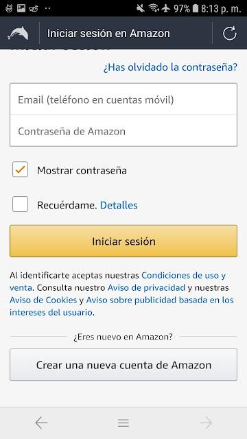 COMO REGISTRARSE EN AMAZON PRIME VIDEO