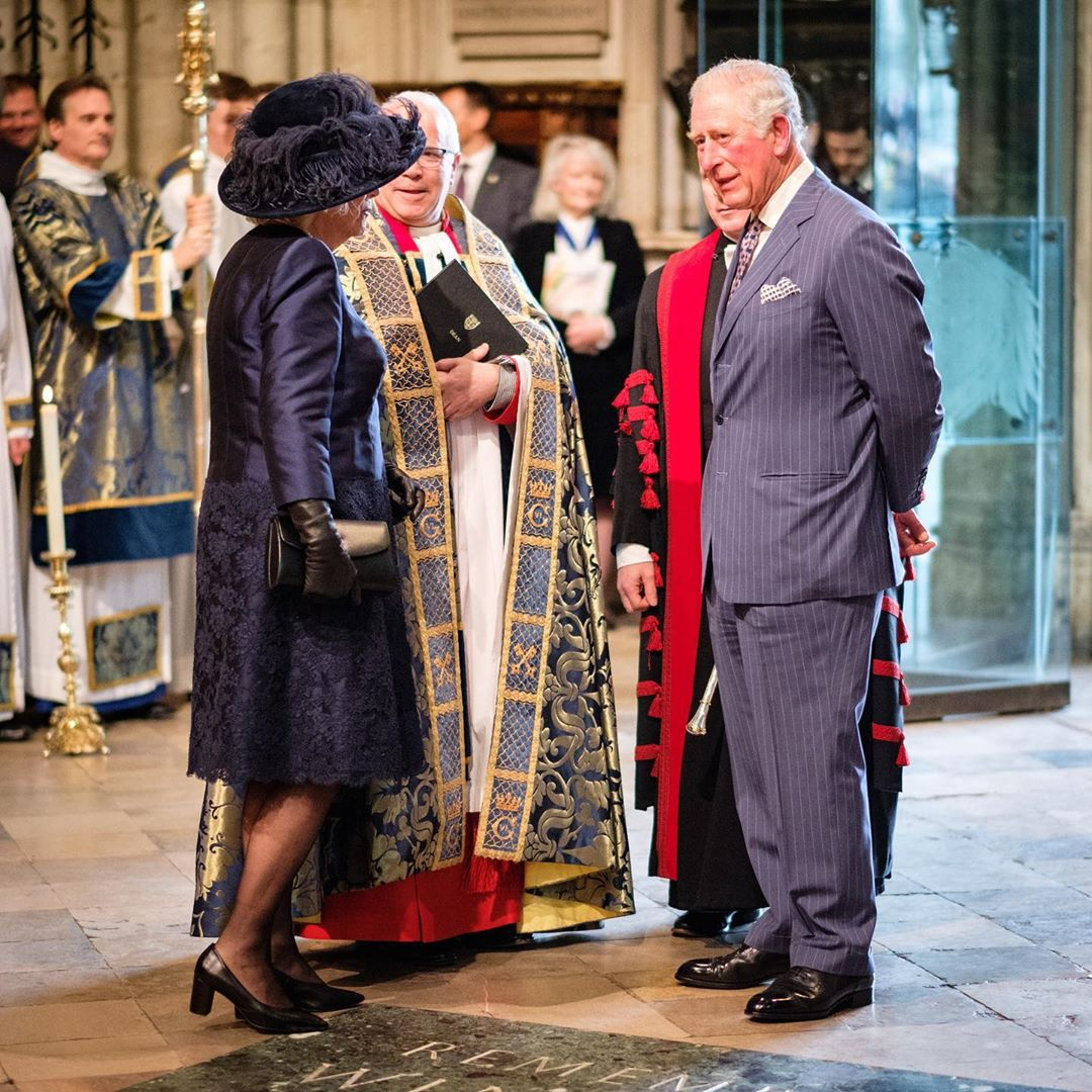 For the day, Prince Charles of Wales has recorded a message addressing the universal devastation caused by coronavirus pandemic