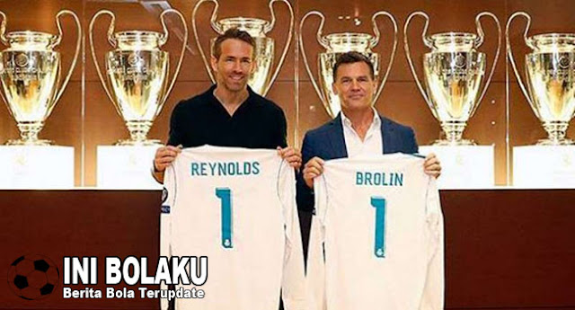Markas Real Madrid Di Obrak-Abrik DeadPool Dan Thanos