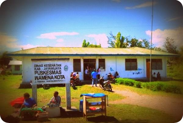 Dinas Kesehatan Alihkan Pelayanan Puskesmas Wamena ke Gedung Baru
