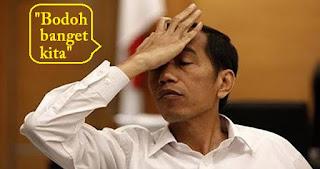 Neraca Dagang Tekor, Jokowi: Bodoh Banget Kita
