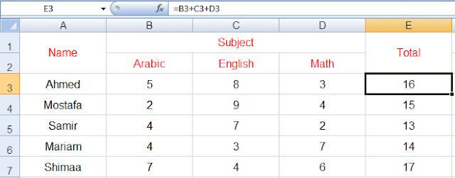 كيفية كتابة معادلات الاكسل formulas+2.jpg