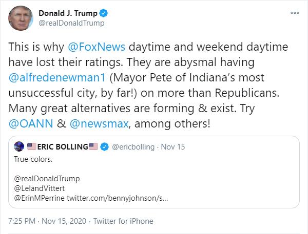 Donald Trump bizarrely tags Leeds fan in Twitter rant