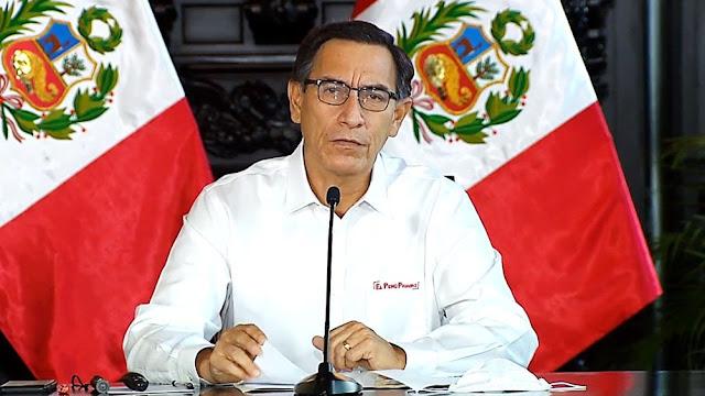 Martín Vizcarra pide a los colegios privados hacer un ajuste en sus pensiones