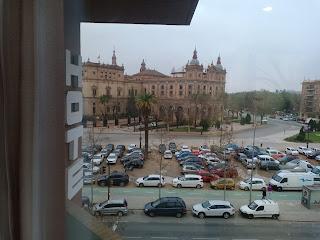 Hotel Pasarela, Seville