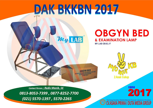 Obgyn Bed BKKBN 2017 , Ob-Gyn Bed DAK BKKBN 2017,Harga Bed Obgyn BKKBN 2017produksi obgyn bed 2017,katalog obgyn bed bkkbn 2017, distributor produk dak bkkbn 2017
