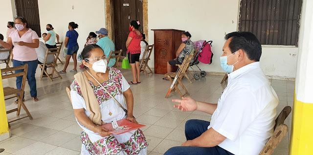 Unos 175 mil adultos mayores de Yucatán beneficiados con aumento de 3,100 a sus pensiones