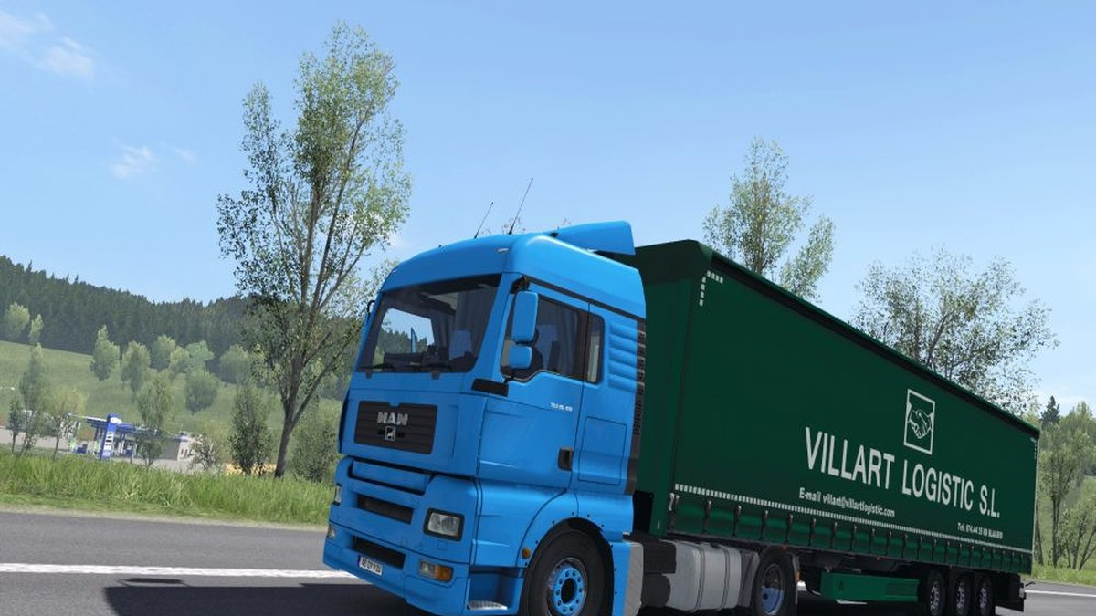 Villart Wielton Trailer
