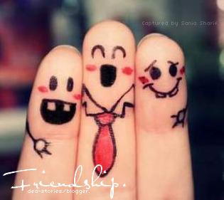 Tentang Sahabat dan Teman