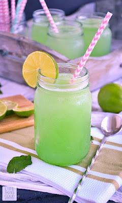 Mojito Slush | by Life Tastes Good