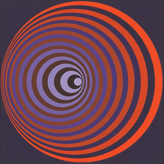 Victor Vasarely, OERVENG