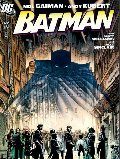 Batman Comic Epub