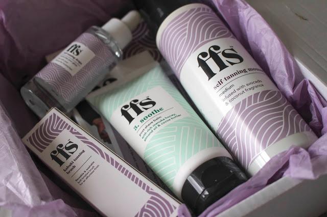 ffs beauty tanning deluxe glow set