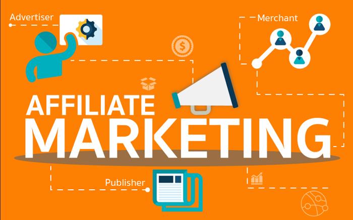 promote digital marketing platforms in affiliate marketing
