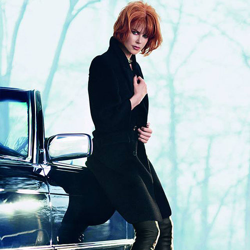 Nicole Kidman Is The Femme Fatale of Jimmy Choo