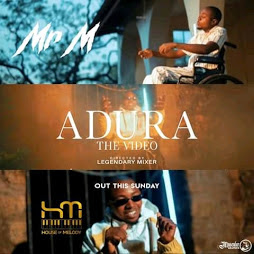 NO. 5: ADURA - MR.M