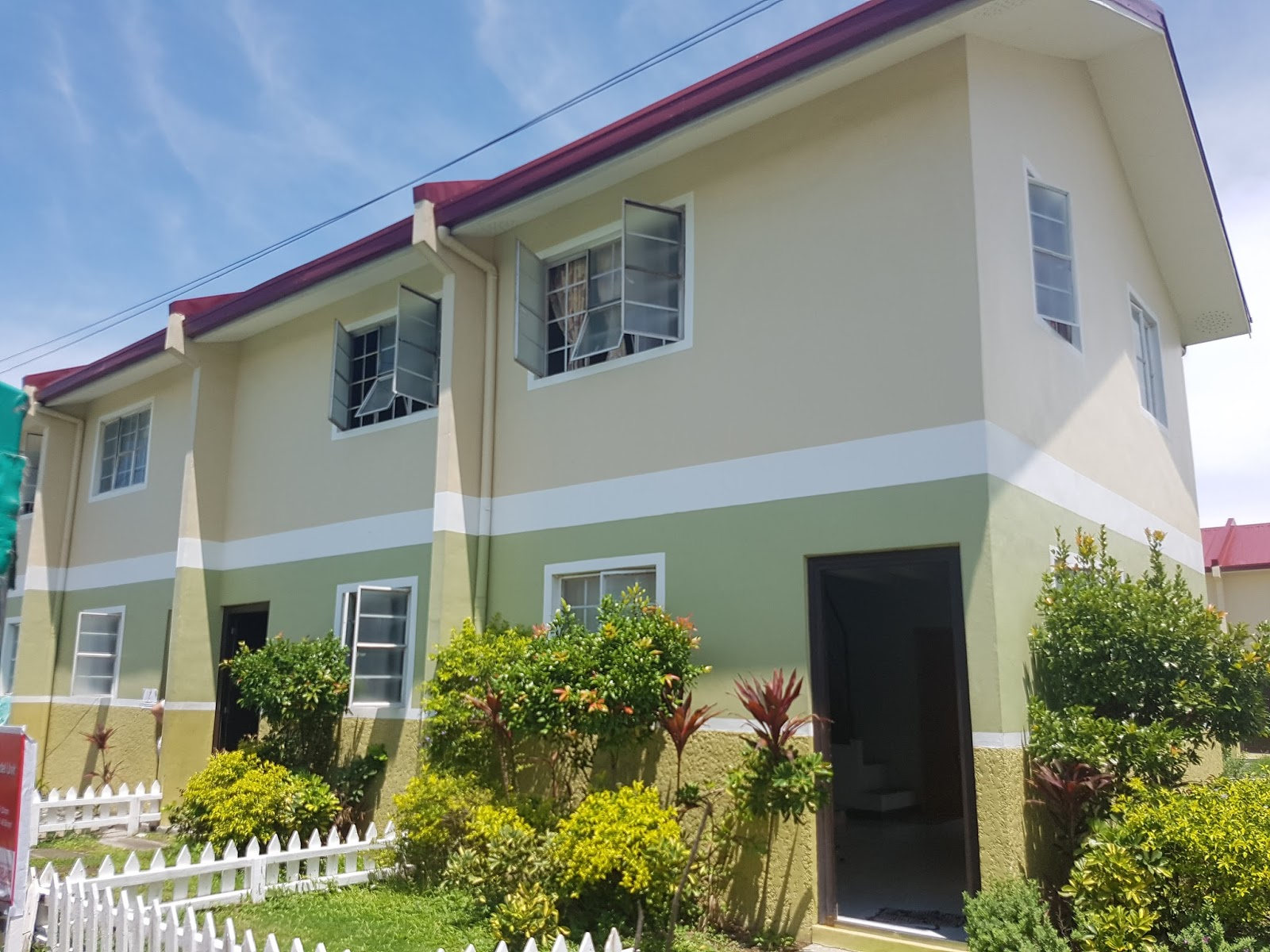 Low Cost Housing In The Philippines Borland Projects